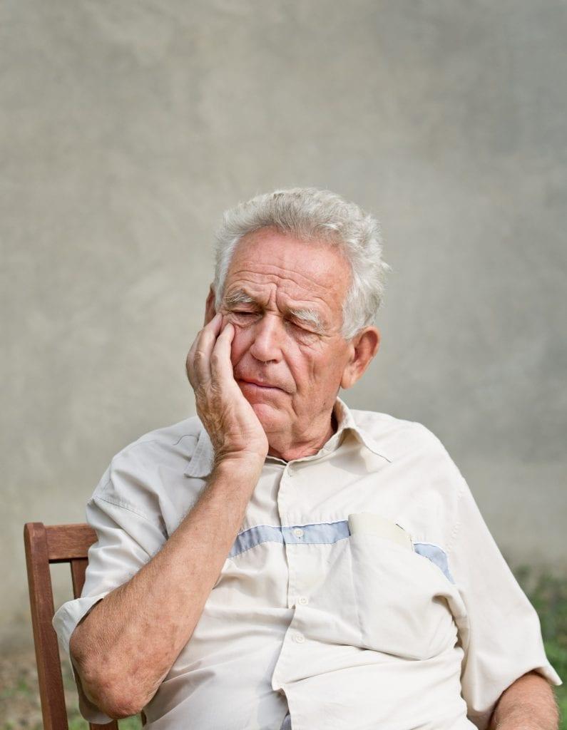 דיכאון אצל קשישים